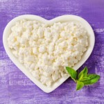 Cottage Cheese-  good news/bad news