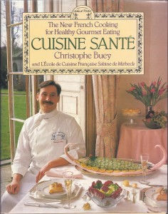 Fashion FLash Book Review: Cuisine Sante