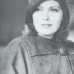 Skin care client of Gayelord Hauser, Greta Garbo
