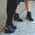 Fashion Week shoes-- Booties