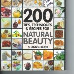 Fashion Flash Book Review: 200 Tips, Techiques and Natural Recipes for natural beauty