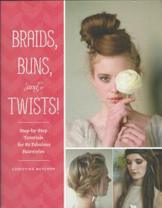 Fashion Flash Book Review: Buns, Braids and Twists