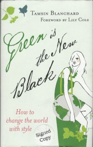 Fashion Flash Book Review: Green is the new Black