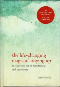 Fashion FLash Book Review: THe Life CHanging Magic of Tidying Up