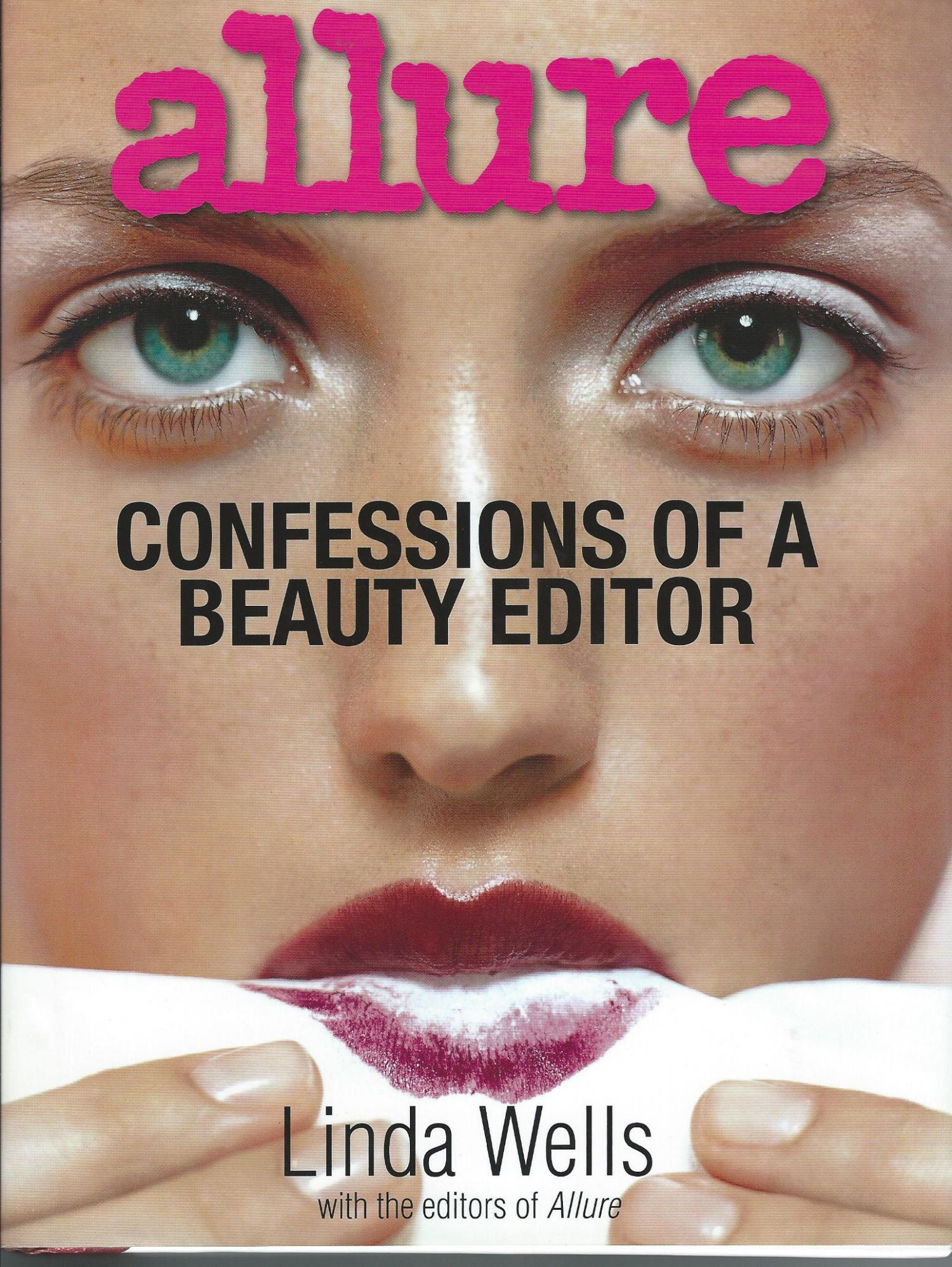Fashion FLash Book Review-- Confessions of a Beauty Editor
