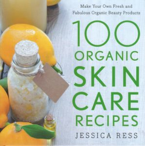 Fashion Flash Book Review: 100 Organic Skin Care Recipes